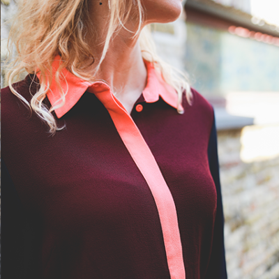 Eva Dew kleding blouse Phyllis