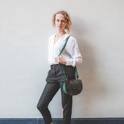 Eva Dew kleding broek Jarod