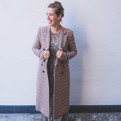 Eva Dew kleding jas Duster