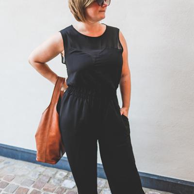 Eva Dew kleding jumpsuit Karma