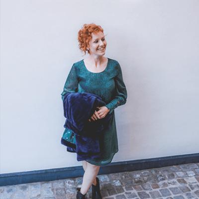 Eva Dew kleding kleedje Elisha