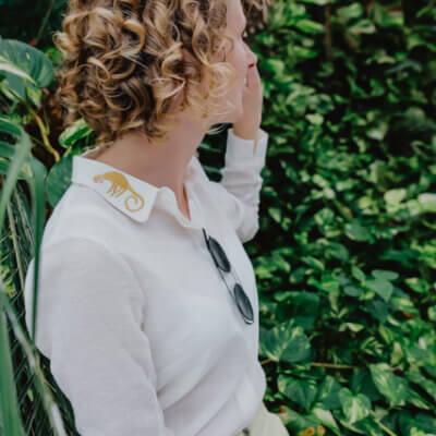 Eva Dew blouse Ishi