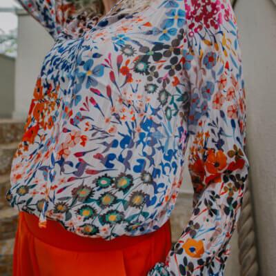 Eva Dew blouse Ditta