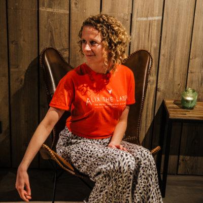 Eva Dew T-shirt boxy