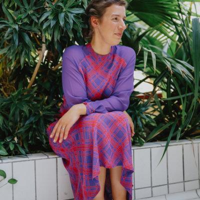 Eva Dew kleedje Jaden