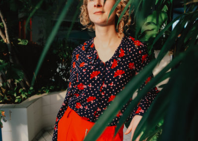Eva Dew blouse Loys