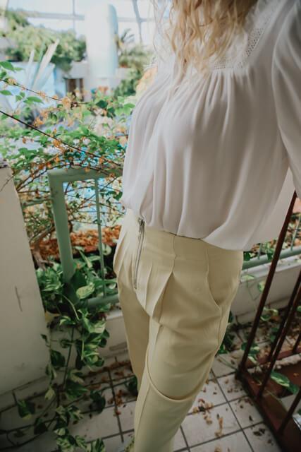 Eva Dew blouse Jamil
