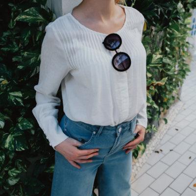 Eva Dew blouse Lida