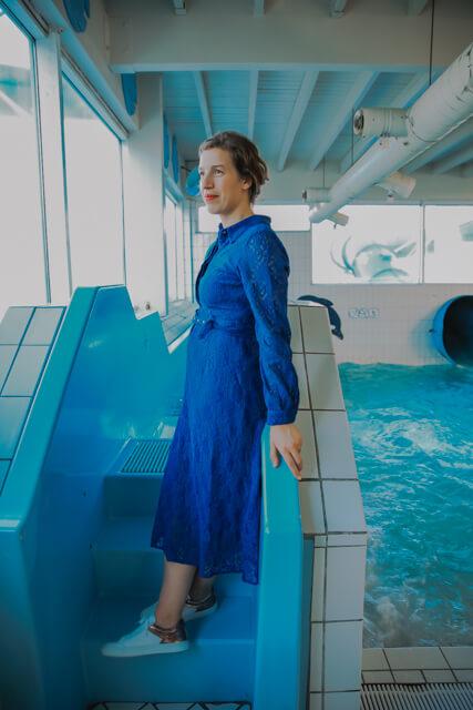 Eva Dew kleedje Ilise