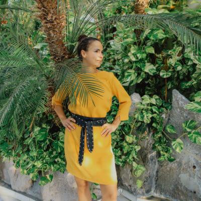 Eva Dew kleedje Rachel