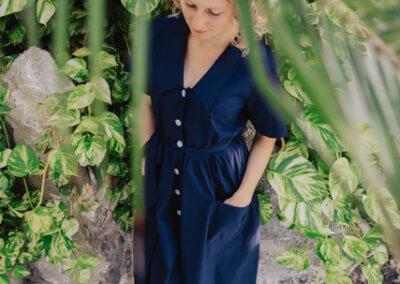 Eva Dew kleedje Lykke